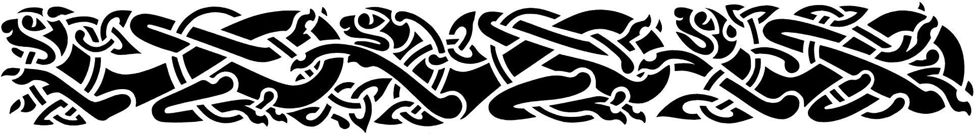Ornamenty celtyckie