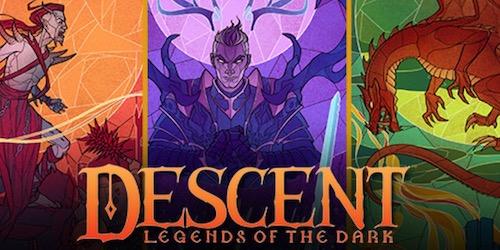 Złoczyńcy z Descent: Legendy Mroku