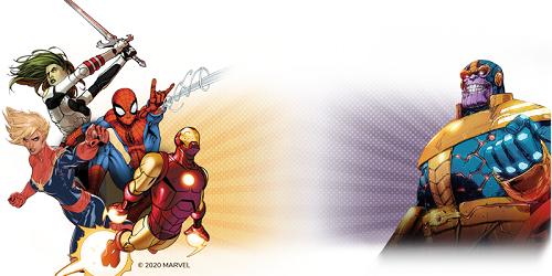 Za kulisami - Marvel: Rękawica Nieskończoności
