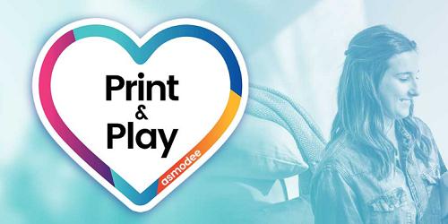 Bezpłatne gry w formacie print&play!