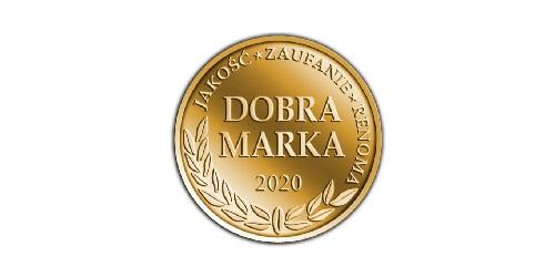 Rebel z tytułem Dobra Marka 2020!