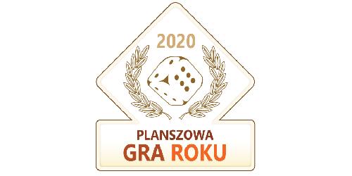 Planszowa Gra Roku 2020!