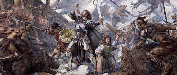 Zapowiedź gry Władca Pierścieni: Podróże przez Śródziemie - Zarzewie wojny