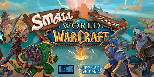 Zaludnij ziemie Small World rasami rodem z Warcrafta!