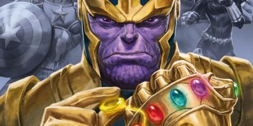 Powstrzymaj Thanosa przed zniszczeniem świata!