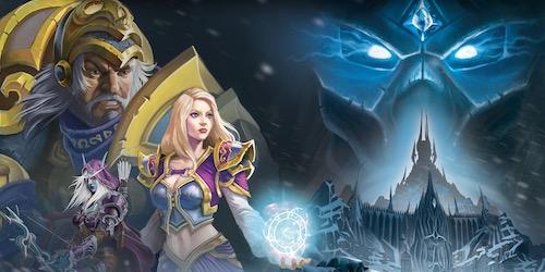 Zapowiedź gry World of Warcraft: Wrath of the Lich King