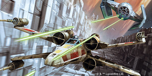 Druga edycja Star Wars: X-Wing!