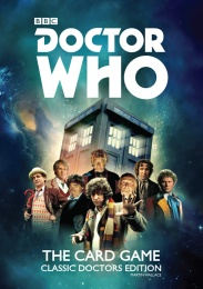 Doctor Who The Card Game (classic doctors edition)