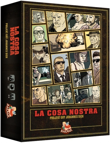La Cosa Nostra (edycja polska)