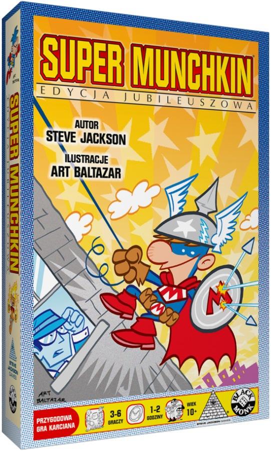 Super Munchkin - Edycja Jubileuszowa
