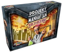 Projekt Manhattan: Reakcja Łańcuchowa