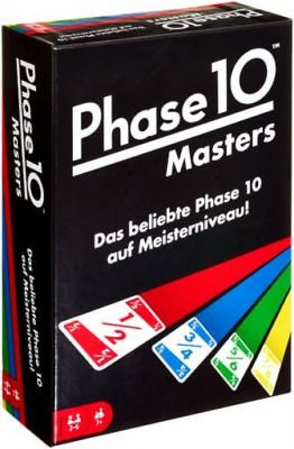 Phase 10: Masters