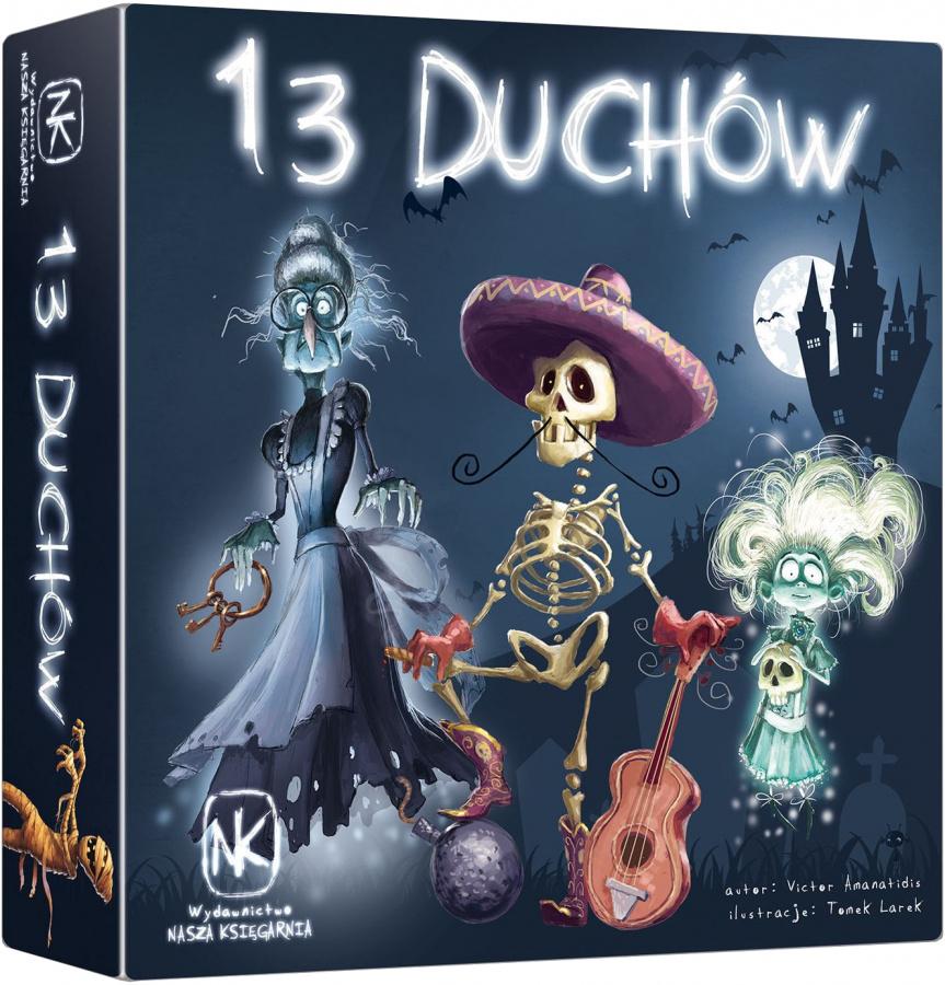 13 duchów