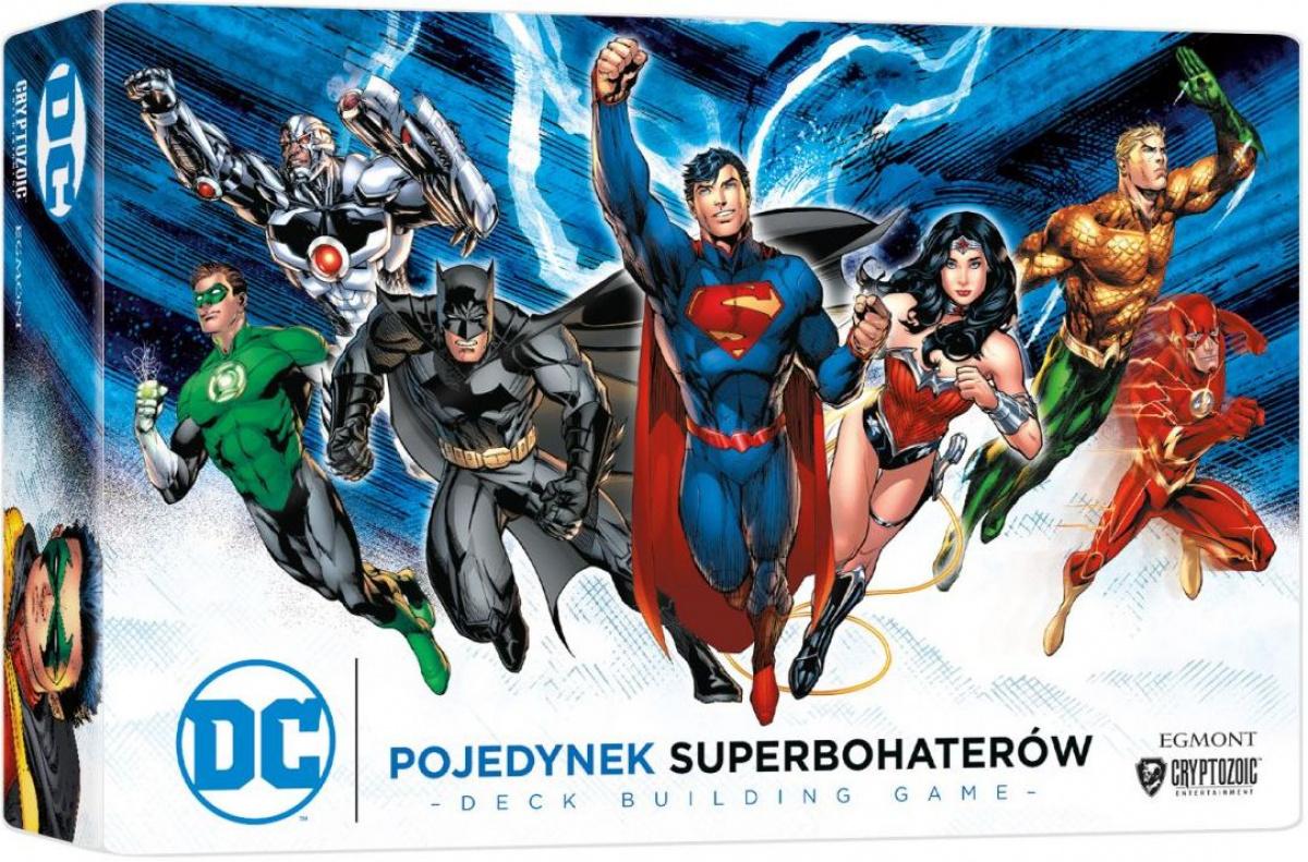 Pojedynek Superbohaterów DC: Deck Building Game