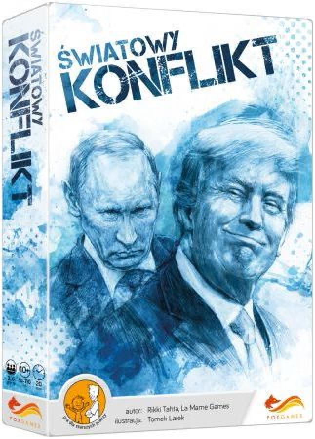 Światowy Konflikt - Trump (edycja 2019)