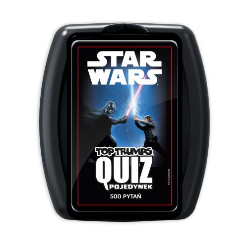 Top Trumps Quiz: Star Wars