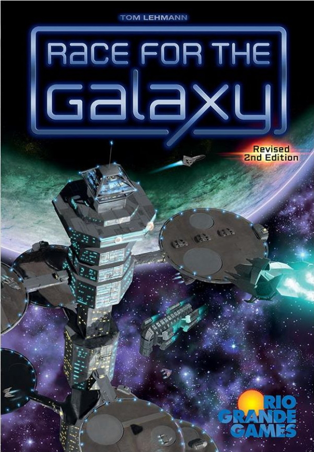 Race for the Galaxy (edycja angielska)