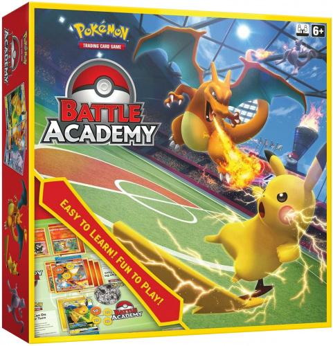 Pokemon TCG: Battle Academy