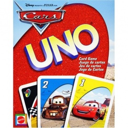 Uno - Cars (Auta 2)