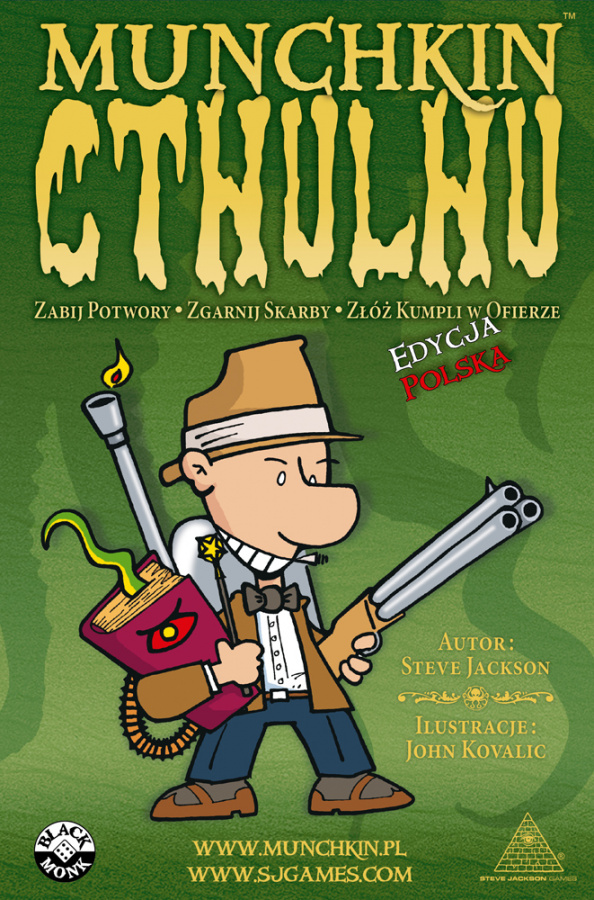 Munchkin Cthulhu (edycja polska)