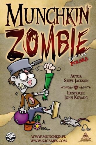 Munchkin Zombie (edycja polska)