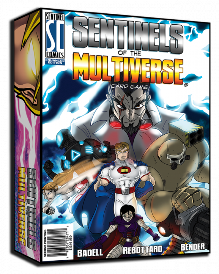 Sentinels of the Multiverse - Enhanced Edition