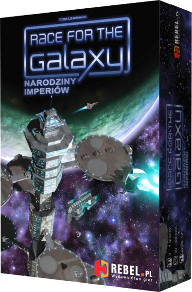 Race for the Galaxy: Narodziny Imperiów