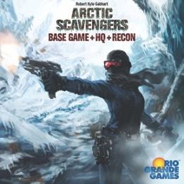 Arctic Scavengers + HQ & Recon Expansion