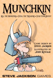Munchkin (edycja angielska)