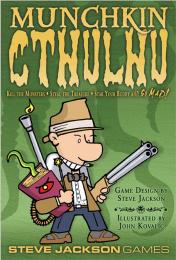 Munchkin Cthulhu (edycja angielska)