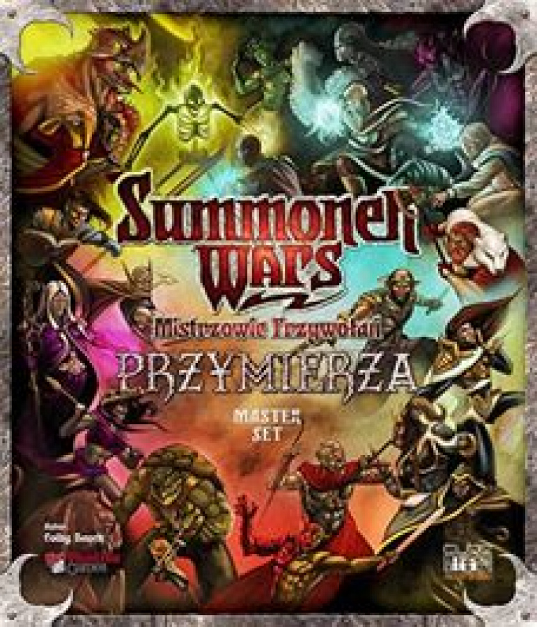 Summoner Wars: Master Set - Przymierza