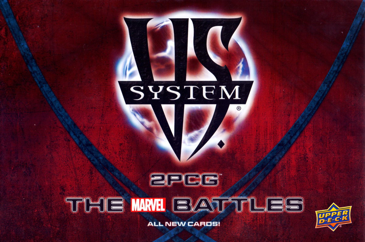 Vs. System 2PCG: The Marvel Battles