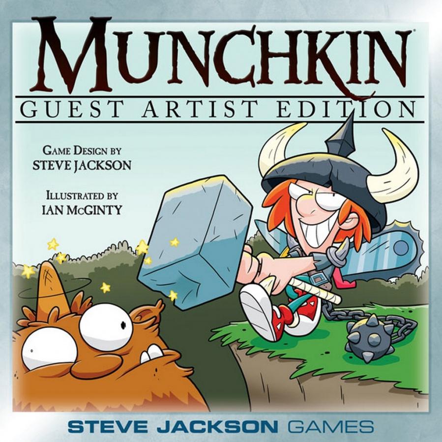 Munchkin: Guest Artist Edition