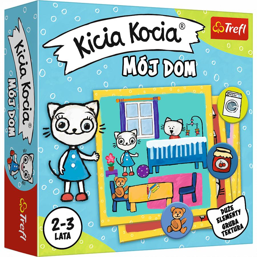 Kicia Kocia: Mój dom