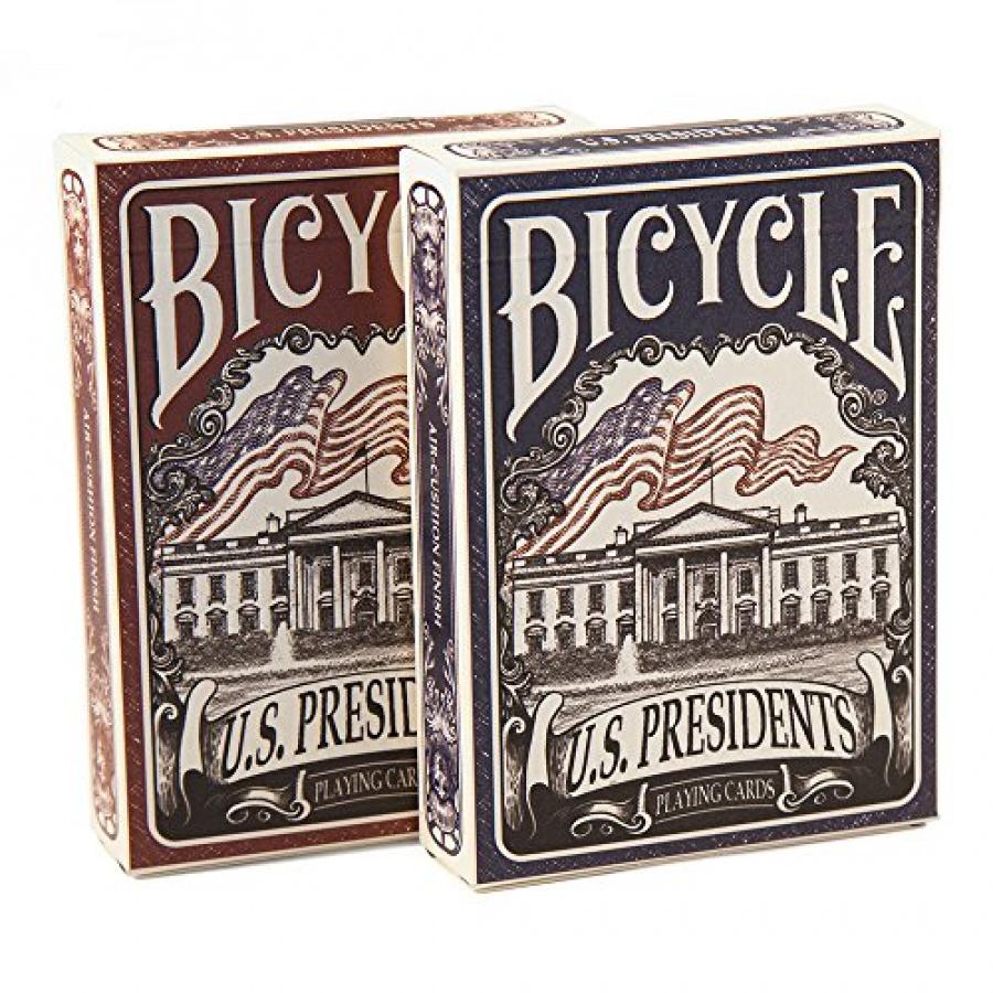 Bicycle: U.S. Presidents