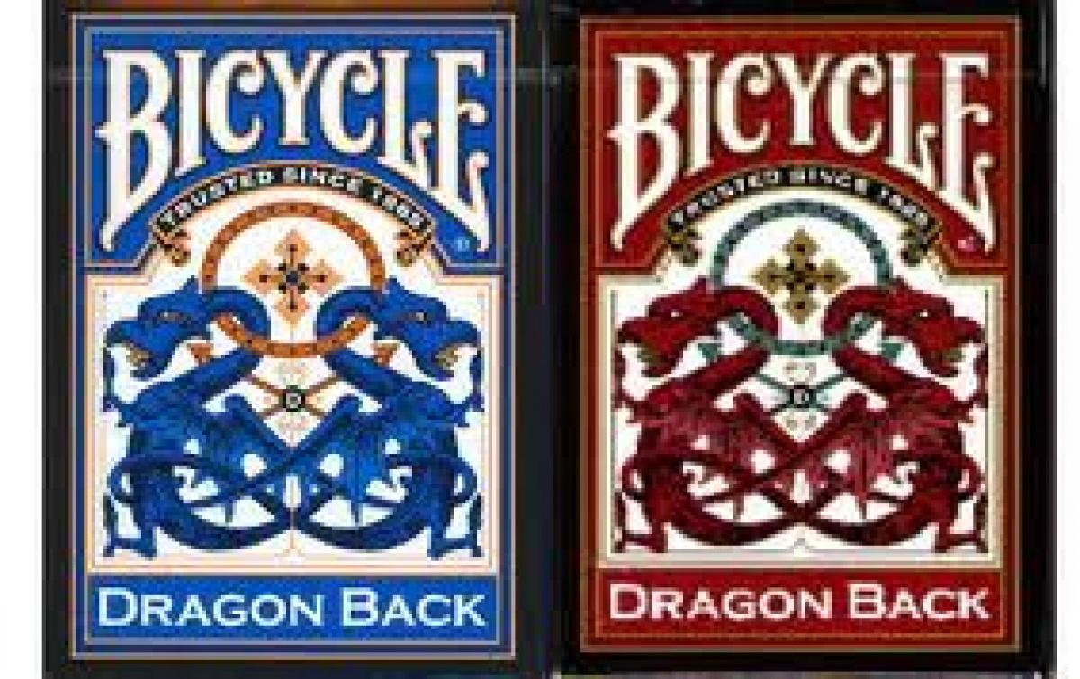 Bicycle: Dragon Back