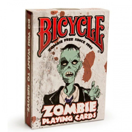 Bicycle: Zombie