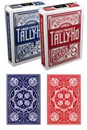 Bicycle: Tally-Ho Fan Back