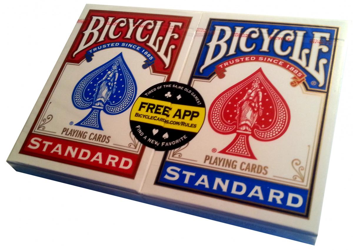 Bicycle: Standard 2 talie