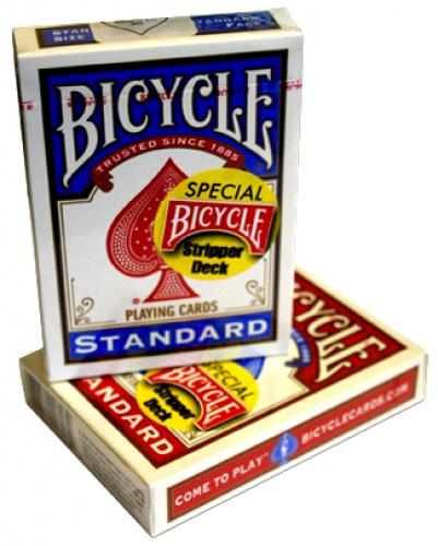 Bicycle: Gaff Stripper Deck