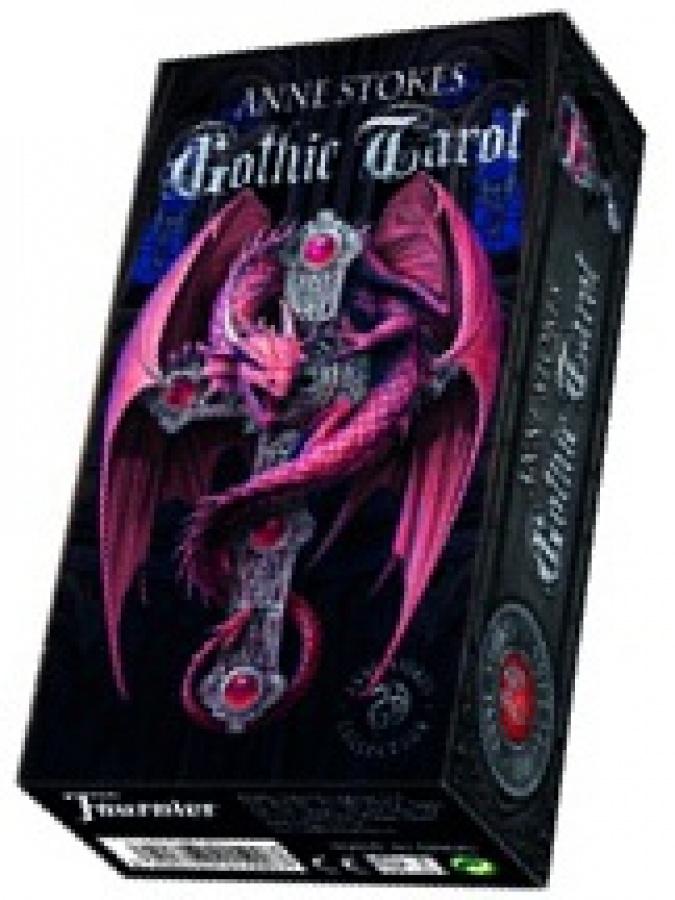 Tarot - Anne Stokes Gothic