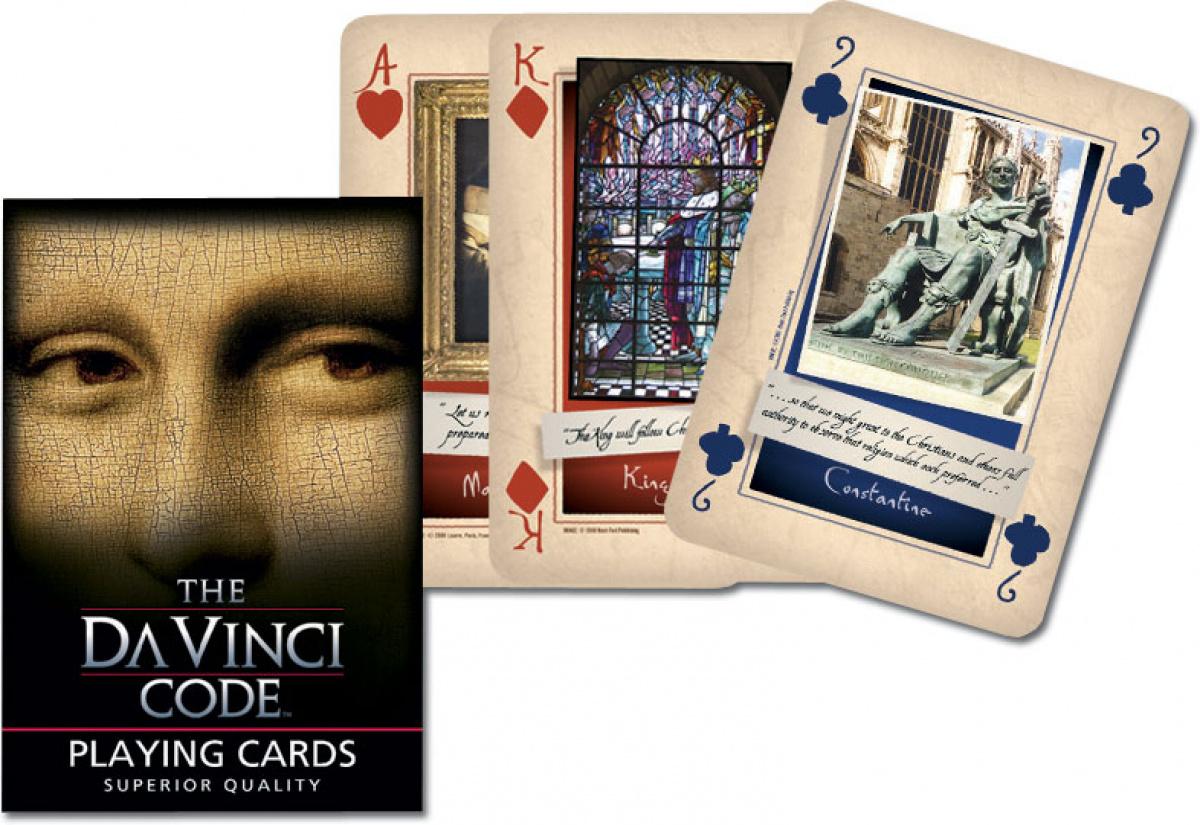 Karty Piatnik - Kod Da Vinci