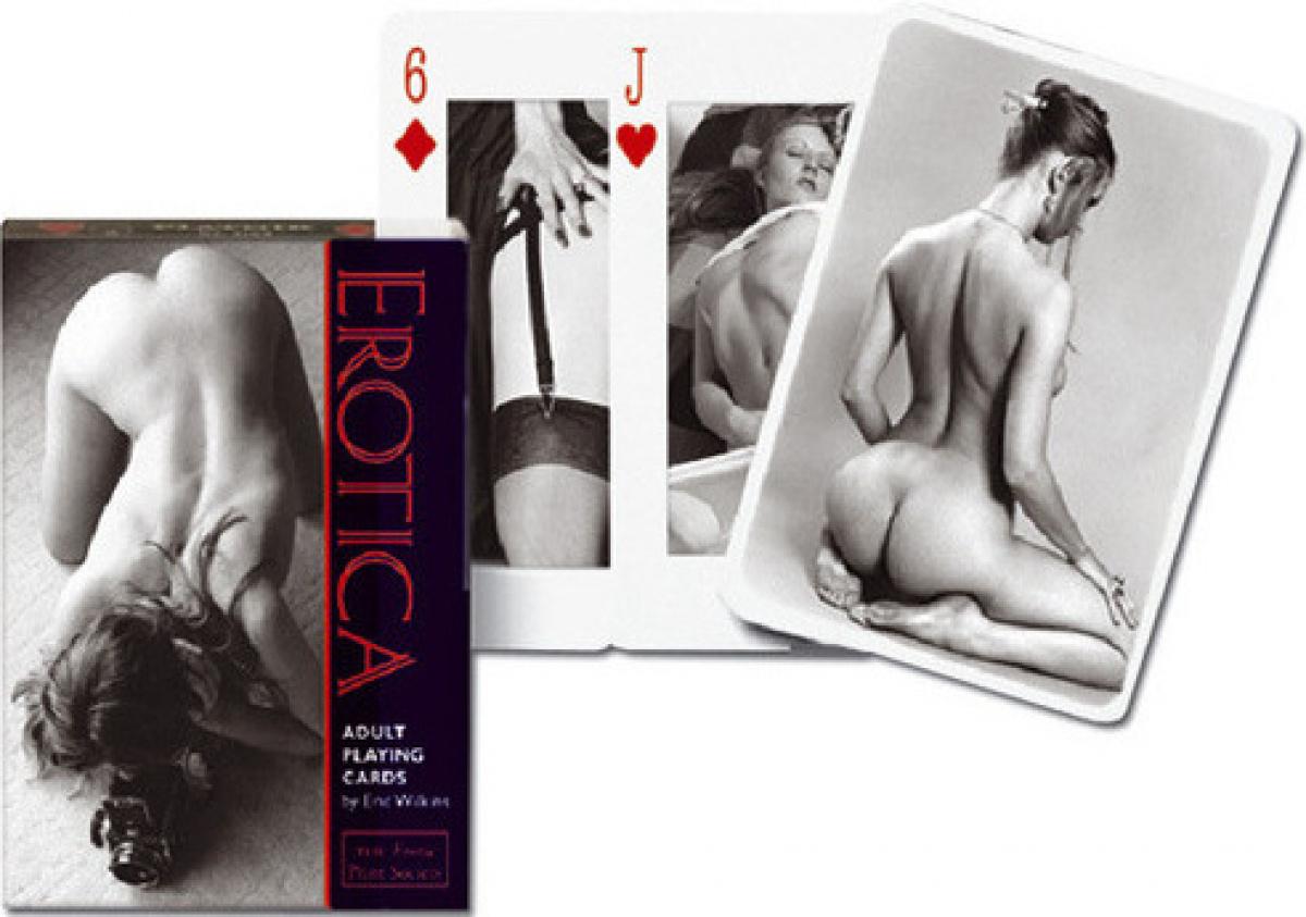 Karty Piatnik - Erotica