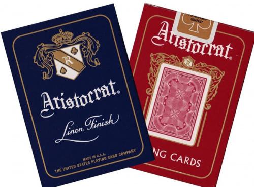 Karty Aristocrat