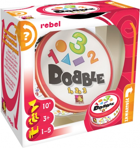Dobble 1 2 3