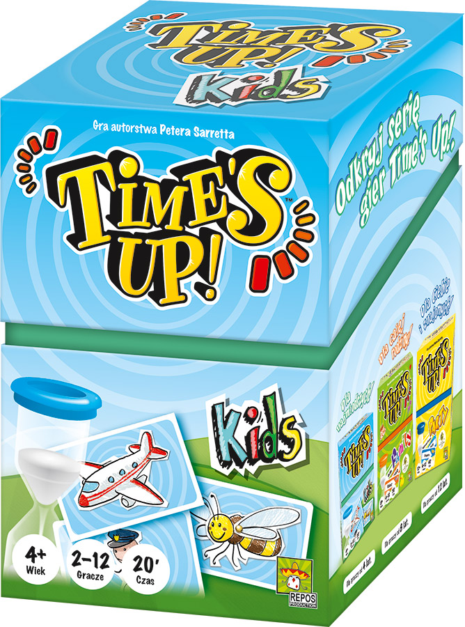 Time's Up! - Kids (druga edycja)