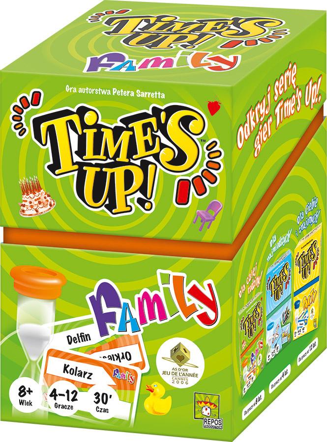 Time's Up! - Family (edycja 2018)