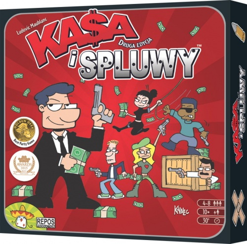 Kasa i Spluwy (druga edycja)