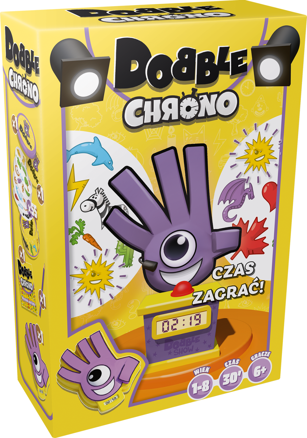 Dobble Chrono (edycja polska)