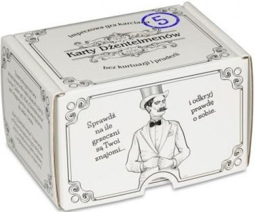 Karty Dżentelmenów: Epizod Piąty